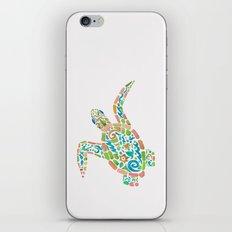 Surf Turtle iPhone Skin