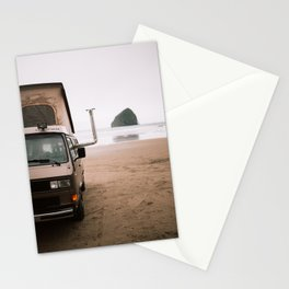 Cape Kiwanda Beach Westfalia Stationery Cards