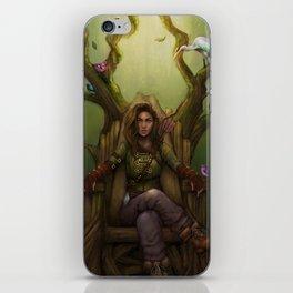 Huntress & the Nightingale iPhone Skin
