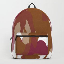My Culture- Camel in the Desert Backpack