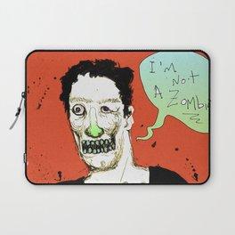 Not a Zombie Laptop Sleeve