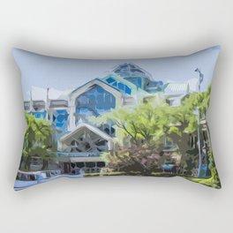 CambridgeSide Galleria Rectangular Pillow