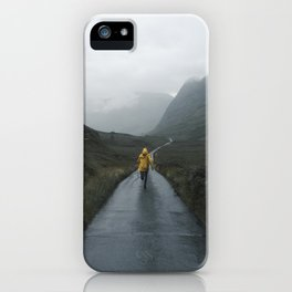 Skyfall - Landscape Photography iPhone Case