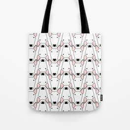 Big Bully All Over Tote Bag