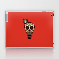 Noche de los Muertos - Rojo Laptop & iPad Skin