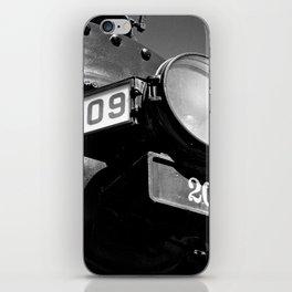 No 209 iPhone Skin