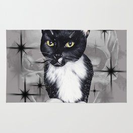 Witches Cat Rug