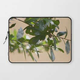 Leaves and Stems Laptop Sleeve