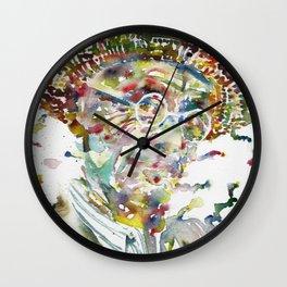 HERMANN HESSE Wall Clock