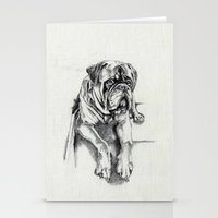 coco Stationery Cards featuring Coco by michael jon