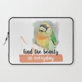 A little bird told me Laptop Sleeve