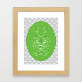 Permaculture Spirit II Framed Art Print