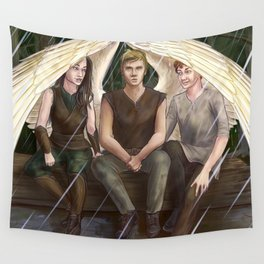 Wing Umbrella Wall Tapestry