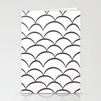 stark Stationery Cards featuring Stark Scales by SonyaDeHart