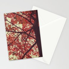 color of the season Stationery Cards