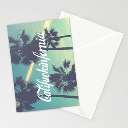 CaliFUCKINfornia Stationery Cards
