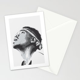 Chance the Rapper Stationery Cards
