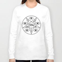 Five Eyes Long Sleeve T-shirt