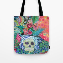 End of Her Beginning Tote Bag