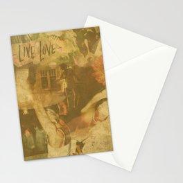 LOK Live Love Montage Stationery Cards