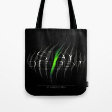 Stay Different Tote Bag