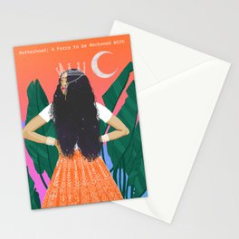 Queen Mom Stationery Cards