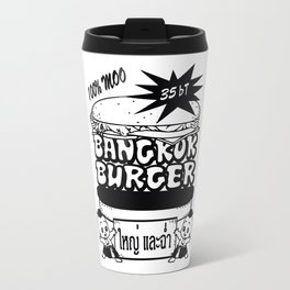Bangkok Burger Travel Mug