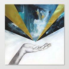 Let it Come Canvas Print