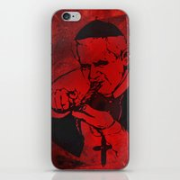 benedict iPhone & iPod Skins featuring benedict by Lunaramour