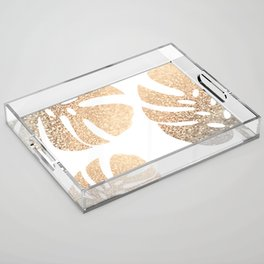 MONSTERA Acrylic Tray