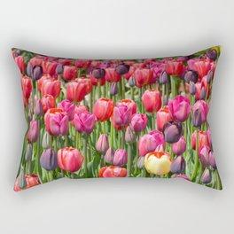 Tulips glory Rectangular Pillow