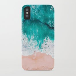 Ocean adventures -drone iPhone Case