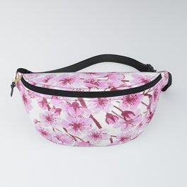 Cherry blossom pattern Fanny Pack