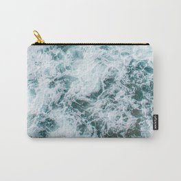 Waves in Abstract Carry-All Pouch
