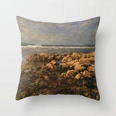 Shoreline Dreams Throw Pillow