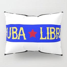 Cuba Libre Pillow Sham