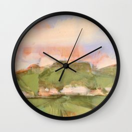 Joyous oaks Wall Clock