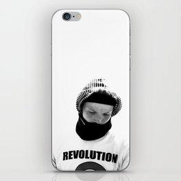 rEVOLution iPhone Skin