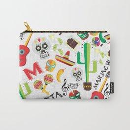 fiesta mexa Carry-All Pouch