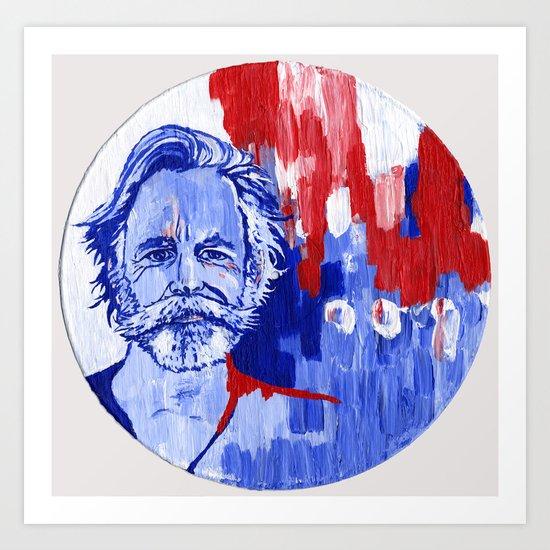 Bob Weir Art Print