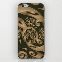 Swirl Infinitum iPhone Skin