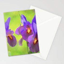 Iris 65 Stationery Cards
