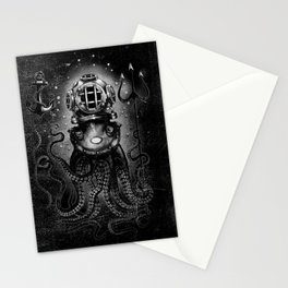 Below the Sea Stationery Cards