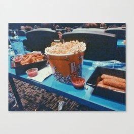 Movie Theaters Canvas Print