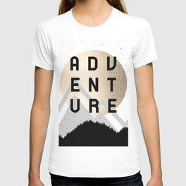 Adventure Golden Sunrise T-shirt