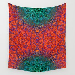 Mehndi Ethnic Style G351 Wall Tapestry