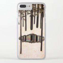 Magic Mirror Clear iPhone Case