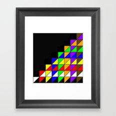 36 Framed Art Print