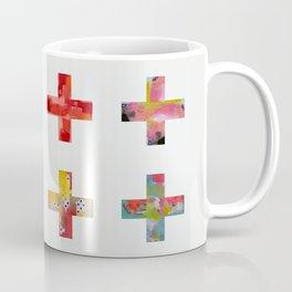 Plus Two Coffee Mug