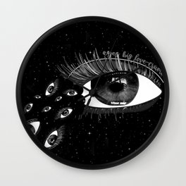 I Like My Body When It Is With Your Wall Clock